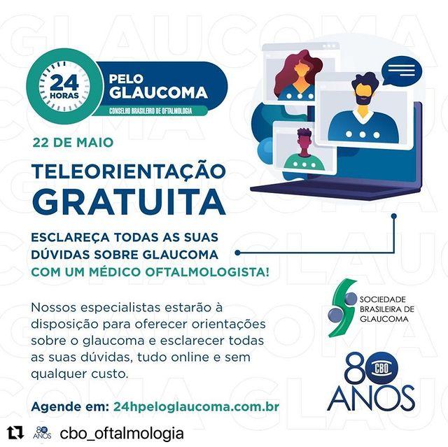Teleorientação Gratuita com Médicos Oftalmologistas