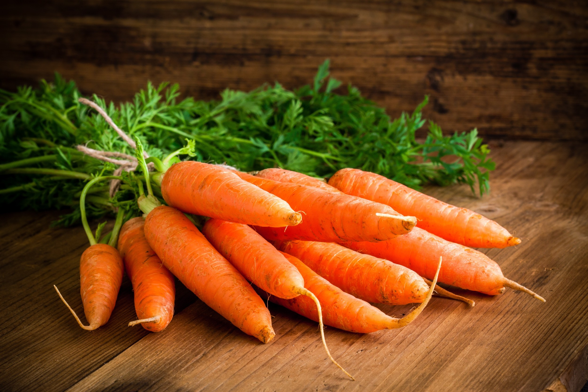 Cenoura faz bem para a visão?